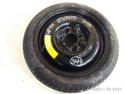 Запасное колесо Nissan Wingroad
