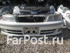 Бампер передний на Toyota MARK II Qualis SXV20