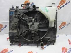 Вентилятор охлаждения радиатора. Mazda Familia, VZNY12 Nissan Tiida Latio, SC11, SNC11, SZC11 Nissan Latio, SC11 Nissan Tiida, C11, C11X, NC11 HR15DE...