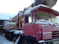 Tatra T815. Продам экскаватор