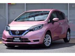 Nissan Note. вариатор, передний, 1.2 (98л.с.), гибрид, б/п. Под заказ