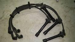 Провода высокого напряжения, Nissan Sunny, FB14, GA15-DE, 22440-57Y10