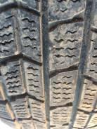 Dunlop DSX. зимние, без шипов, 2011 год, б/у, износ 50%