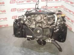 Двигатель в сборе. Subaru Impreza XV Subaru Impreza EL15, EL154