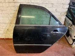 Продам дверь заднюю левую Toyota mark 2 jzx 110
