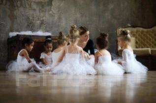 Уроки балета для детей в балетном классе School+