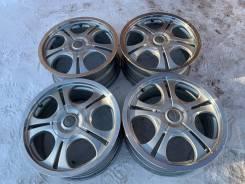 "Bridgestone. 7.0x16"", 5x100.00, 5x114.30, ET52"