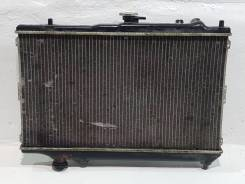 Радиатор двигателя Kia Sephia (1993-1998г)
