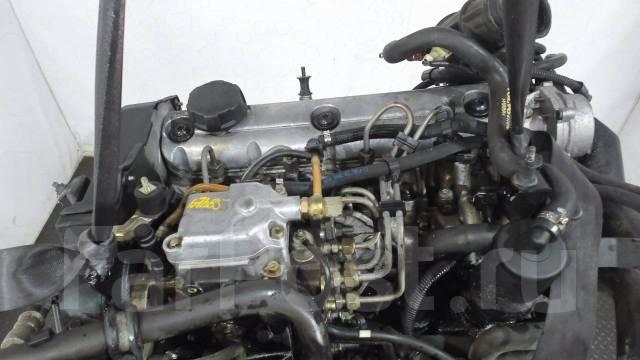 Контрактный двигатель Volvo S40 / V40 2000, 1.9 л, диз, (D4192T2)