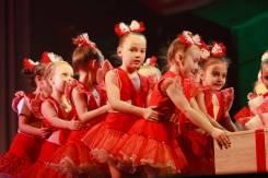 Танцы для детей 5-6 лет На Чуркине (Змеинка)