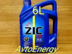 ZIC. 5W-30, полусинтетическое, 6,00л.