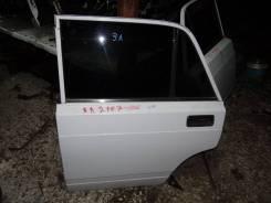 Дверь ВАЗ-2107 задняя левая