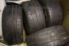 Bridgestone Potenza RE-11. летние, б/у, износ 40%