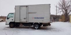 Isuzu Elf. Продам Isuzu EIF 1994 г. грузовой фургон, или поменяю на легковую с АКП, 135куб. см., 5 300кг., 4x2