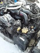 Двигатель с гарантией Subaru Legacy BP5 EJ20X турбо