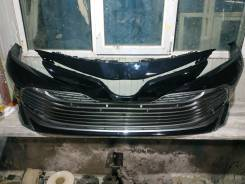 Передний бампер Camry XV70