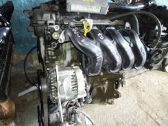 Двигатель в сборе 1NZ на разбор