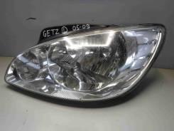 Фара левая Hyundai Getz 2005-2010