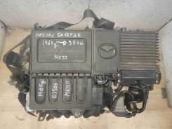 Двигатель Mazda 2 DE (2007-2015) 2013, 1.3л бензин (ZJ-VE)