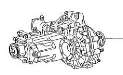 МКПП (механическая коробка переключения передач) VW Golf II Jetta II