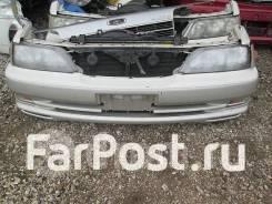 Бампер передний на Toyota Cresta GX100 JZX100