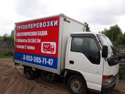 Isuzu Elf. Продам грузовик isuzu elf, 3 100куб. см., 2 000кг., 4x2