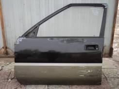 Дверь боковая передняя левая Toyota Sprinter Carib AE-95 4A-FHE.
