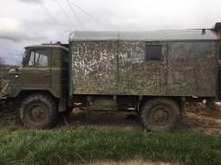 ГАЗ 66. Продам грузовой фургон газ 66, 5 800кг., 4x4