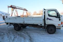 Hyundai Mighty. , 4 000 куб. см., 3 500 кг.
