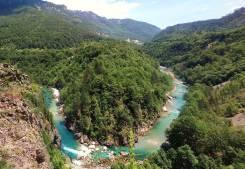Черногория. Будва. Экскурсионный тур. Между Востоком и Западом: Черногория-Македония- Албания!