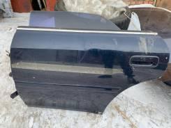 Дверь левая задняя toyota chaser JZX100