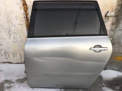 Дверь задняя левая Toyota Ipsum в сборе