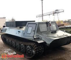 ХТЗ МТ-ЛБ. Мтлб гусеничный вездеход грузовой