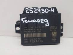 Блок управления парктроником [7P6919475B] для Volkswagen Touareg II [арт. 252730-4]