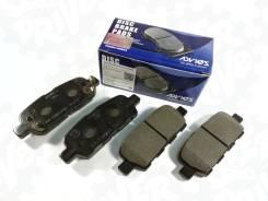 Тормозные колодки задние Advics SN505P Dualis/ X-Trail (07-13) Япония