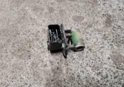 Резистор вентилятора радиатора Hyundai Solaris (RB)