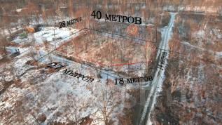 Земельный участок под ИЖС. Собственность. В черте Артёма. 1 000кв.м., собственность, электричество, вода. Фото участка