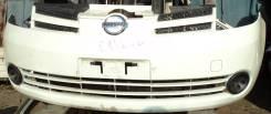 C1545 С1/262 Бампер передний Nissan Note E11 в Хабаровске