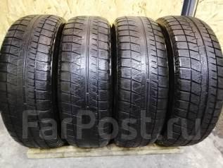 Bridgestone Blizzak Revo GZ. всесезонные, б/у, износ 70%