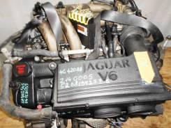 ДВС с КПП, Jaguar YB - AT FF X-Type 65 000 km коса+комп