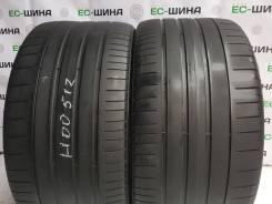 Pirelli P Zero. летние, 2017 год, б/у, износ 30%