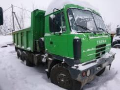 Tatra. Самосвал Татра 815 (2 единицы), 12 700куб. см., 17 000кг., 6x6