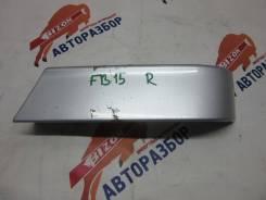 Накладка на фару. Nissan Sunny, FB15, B15, FNB15, JB15, QB15, SB15 QG15DE, QG13DE, QG18DD, SR16VE, YD22DD