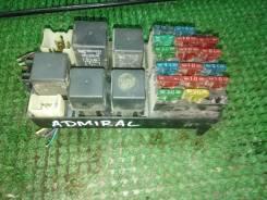 Блок предохранителей, реле. Tianye Admiral XG491QME