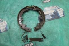 Механизм стояночного тормоза левый Toyota Harrier GSU35 46540-48010 46590-48010
