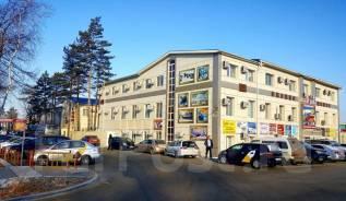 Офисные помещения в Бизнес Центре. Хабаровск. 20,0кв.м., улица Краснореченская 139, р-н Индустриальный. Дом снаружи