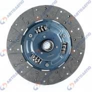 Диск сцепления Mitsubishi FUSO 6D15, 6D16 ME518529, ME518530, ME521000, ME521001, ME521002