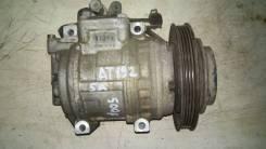 Компрессор кондиционера, Toyota, AT192, 5A-FE, 447200-0033