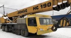 Demag-Terex HC400. Продам автокран Demag. 70 тонн. 1984 г. в., 6 500куб. см., 40,00м.