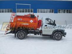 АТЗ. Газон , топливозаправщик, бензовоз 5,3 куба, 4 400куб. см., 5 000кг., 4x2